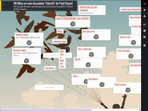 Capsule pour aider les élèves à utiliser le mur virtuelPadlet