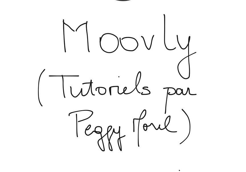 Tutoriel (en français) pour Moovly par PeggyMorel