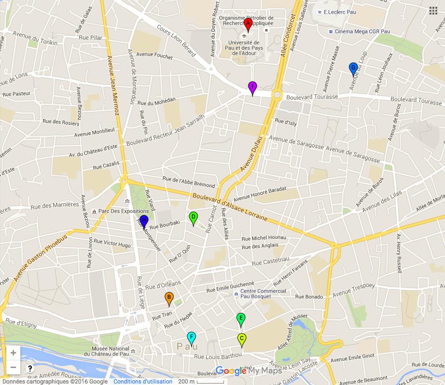 Cartographie en ligne et perspective actionnelle : ex de carte sur les vêtements d'occasion