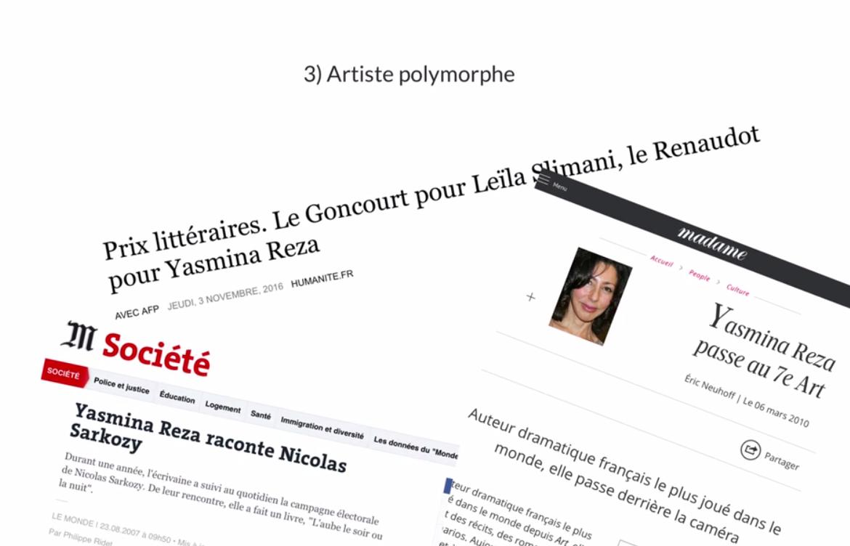 Classe inversée et littérature : «Art» de YasminaReza