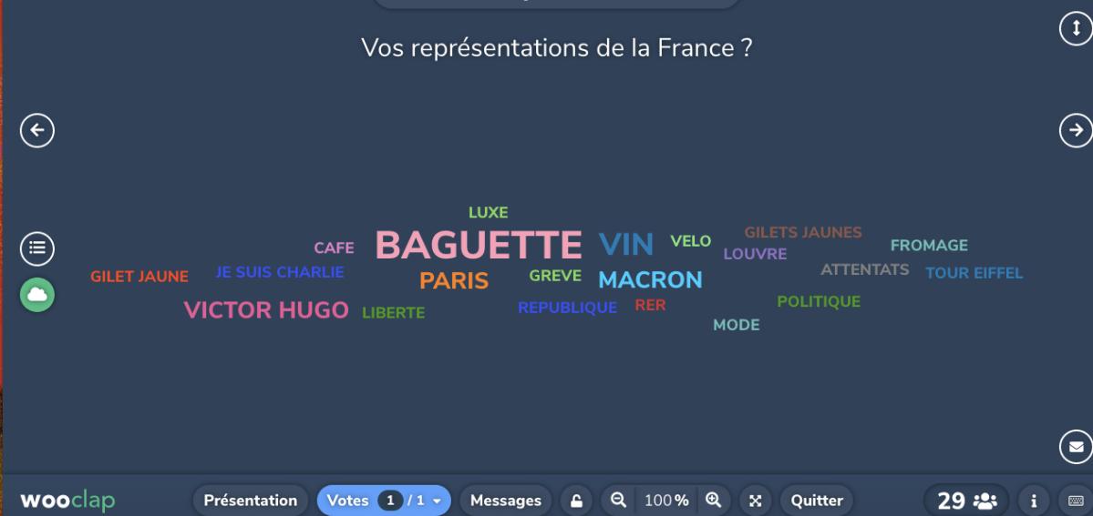 Un outil pour rendre interactif votre cours via les smartphones des apprenant.es :#Wooclap